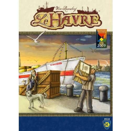 Le Havre (Complete Edition) - настолна игра
