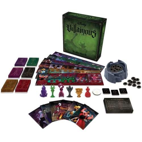 Disney Villainous - настолна игра