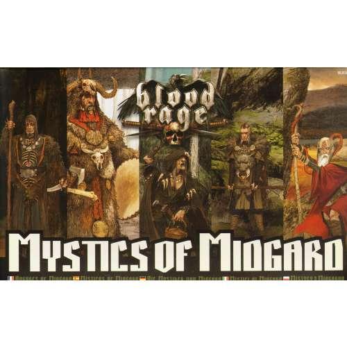 Blood Rage: Mystics of Midgard - разширение за настолна игра