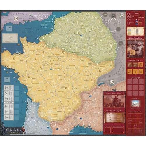 Caesar: Rome vs. Gaul - настолна игра
