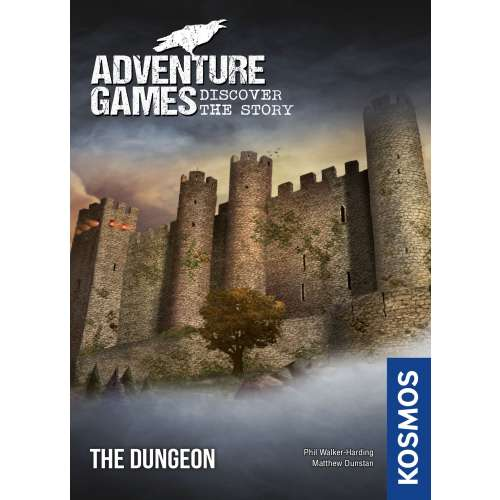 Adventure Games: The Dungeon - настолна игра