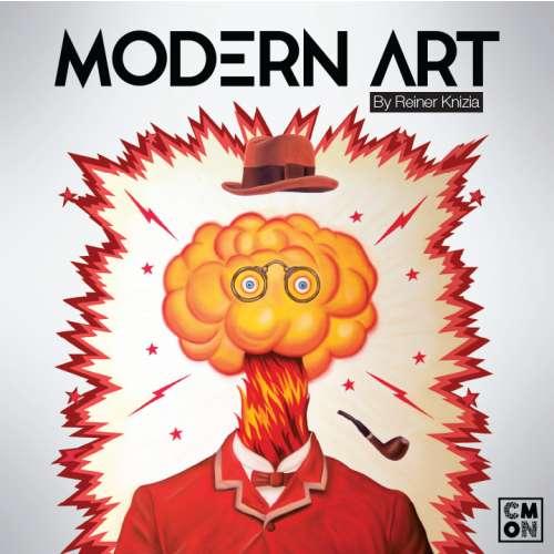 Modern Art - настолна игра