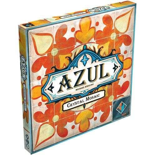 Azul: Crystal Mosaic - разширение за настолна игра