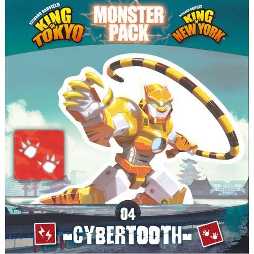 King of Tokyo/New York: Monster Pack – Cybertooth - разширение за настолна игра