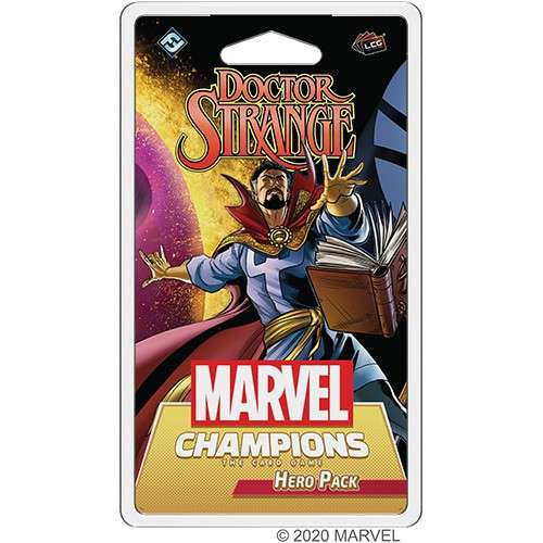 Marvel Champions: The Card Game – Doctor Strange Hero Pack - разширение за настолна игра
