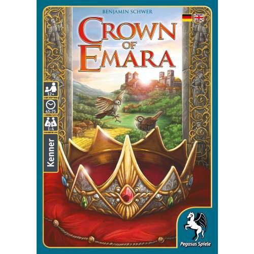 Crown of Emara - настолна игра