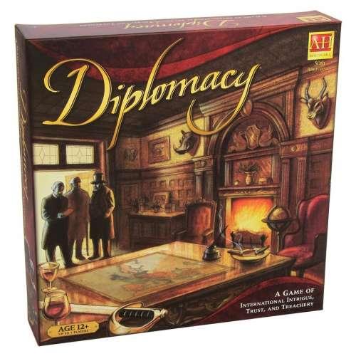 Diplomacy - настолна игра