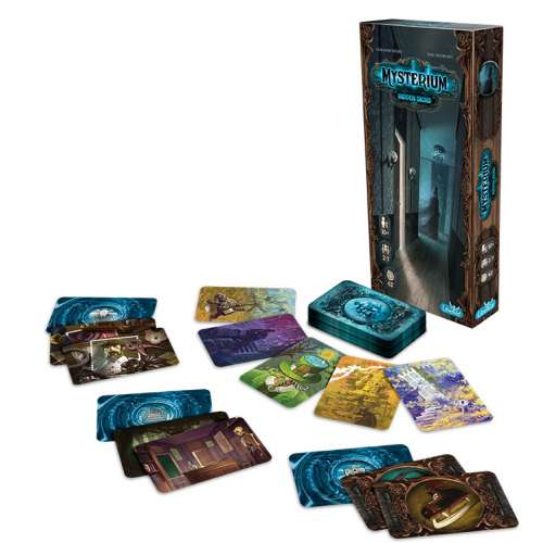 Mysterium: Hidden Signs - разширение за настолна игра