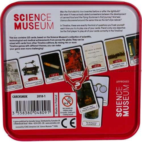 Timeline: Science Museum - настолна игра
