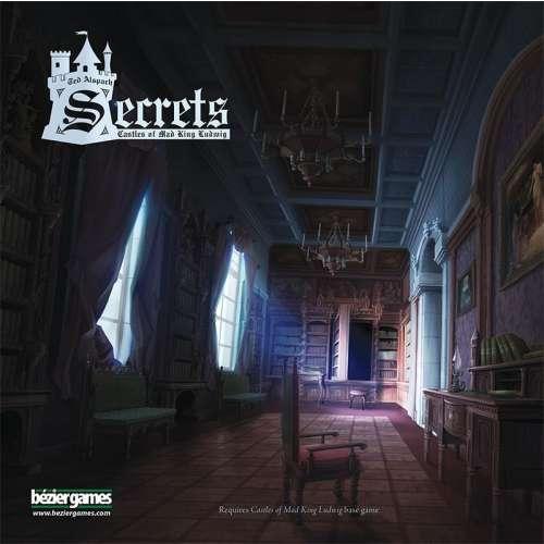 Castles of Mad King Ludwig: Secrets - разширение за анастолна игра