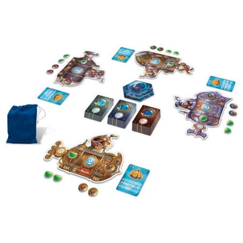 Океания (Oceanos) - настолна игра