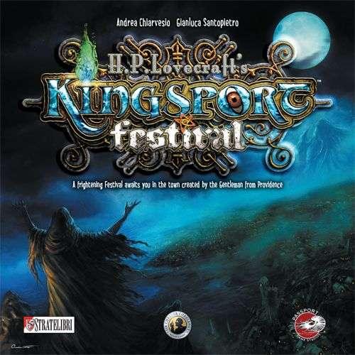 Kingsport Festival - настолна игра