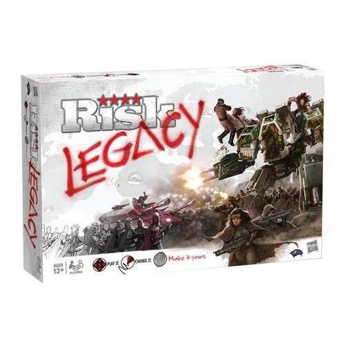 Risk Legacy - настолна игра