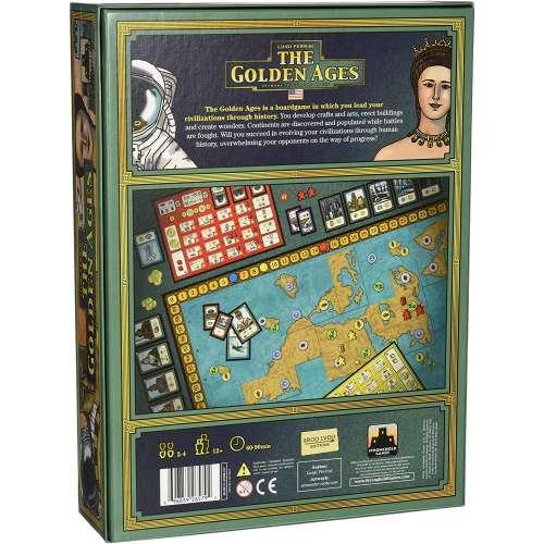 The Golden Ages - настолна игра