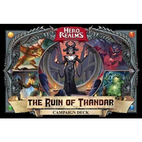 Hero Realms: The Ruin of Thandar Campaign Deck - разширение за настолна игра