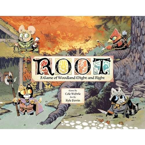 Root - настолна игра