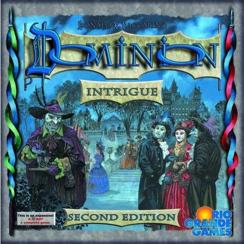 Dominion: Intrigue (Second Edition) - разширение за настолна игра