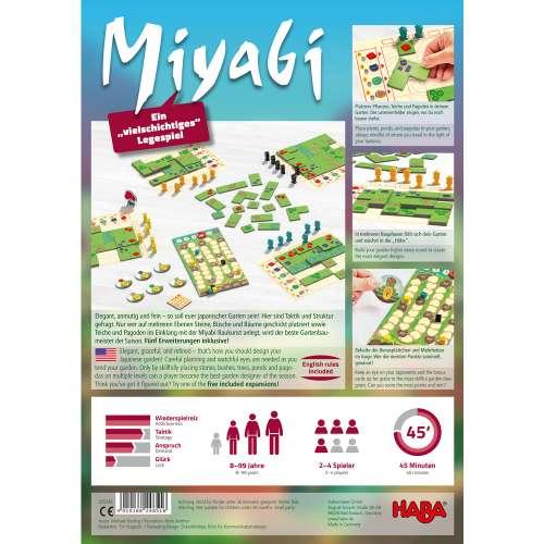 Мияби (Miyabi) - настолна игра