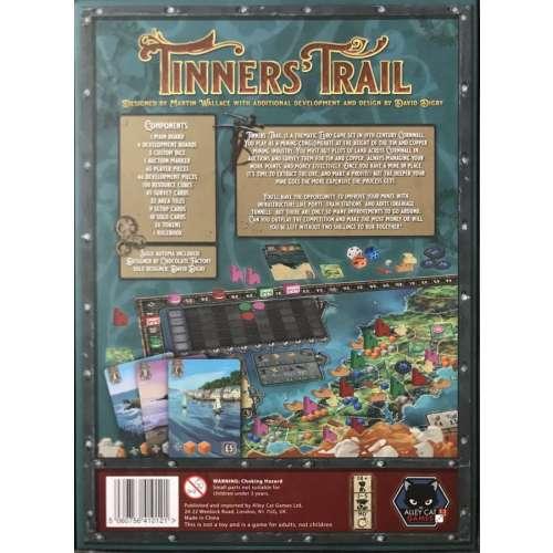 Tinners' Trail (2021 Edition) - настолна игра