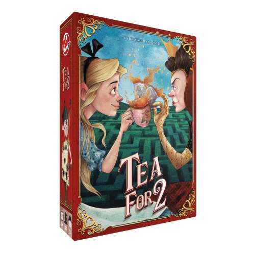 Tea for 2 - настолна игра