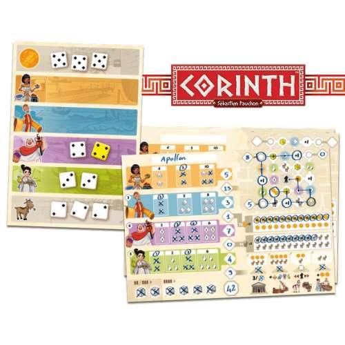 Corinth - настолна игра