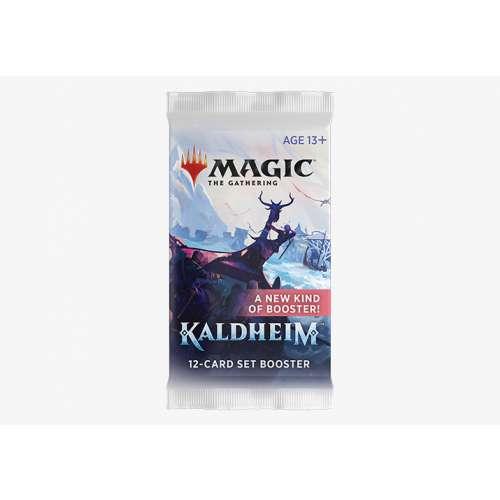Magic: The Gathering - Kaldheim Set Booster
