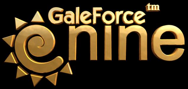 Настолна игра - Издател Gale Force Nine, LLC