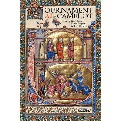 Tournament at Camelot - настолна игра