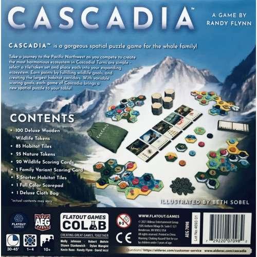 Cascadia - настолна игра
