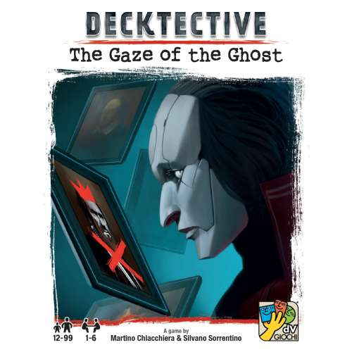Decktective: The Gaze of the Ghost - настолна игра