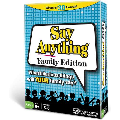 Say Anything (Family Edition) - настолна игра