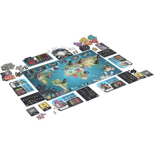 Excavation Earth - настолна игра