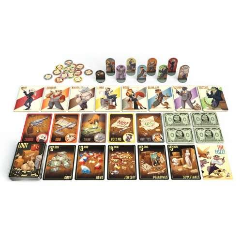 GoodCritters - настолна игра