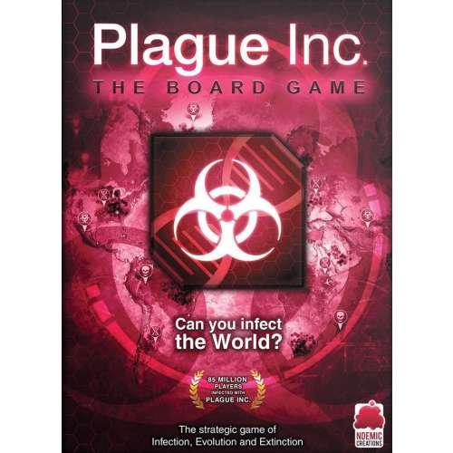 Plague Inc.: The Board Game - настолна игра