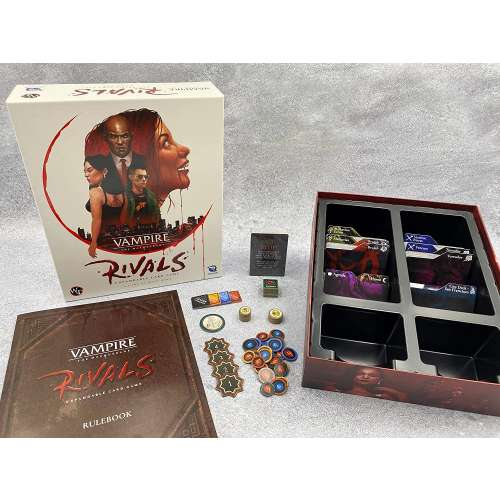 Vampire: The Masquerade – Rivals Expandable Card Game - настолна игра