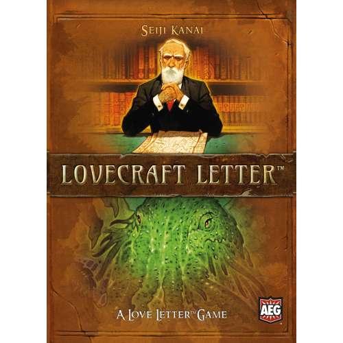Lovecraft Letter - настолна игра