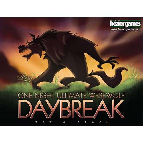 One Night Ultimate Werewolf Daybreak - настолна игра