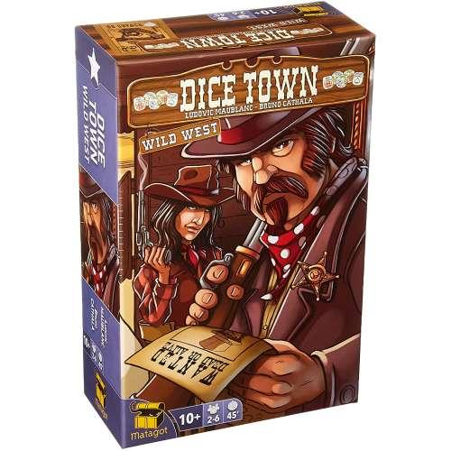 Dice Town: Wild West - разширение за настолна игра