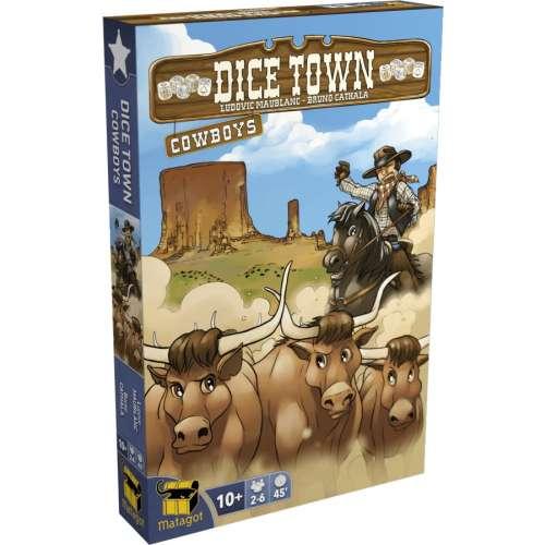 Dice Town: Cowboys - разширение за настолна игра