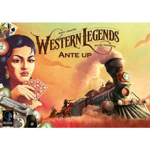 Western Legends: Ante Up - разширение за настолна игра