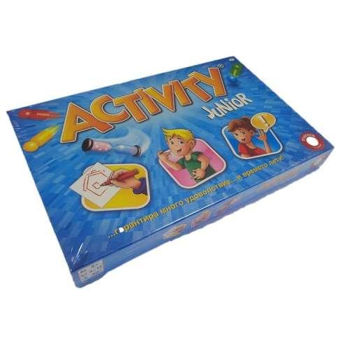 Активити за деца (Activity Junior) - настолна игра
