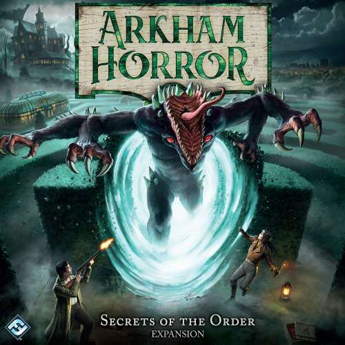 Arkham Horror (Third Edition): Secrets of the Order - разширение за настолна игра