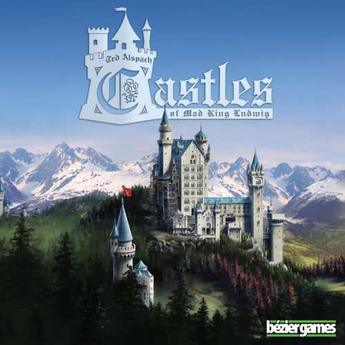Castles of Mad King Ludwig - настолна игра