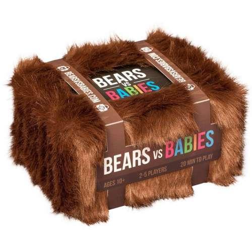 Bears vs Babies - настолна игра