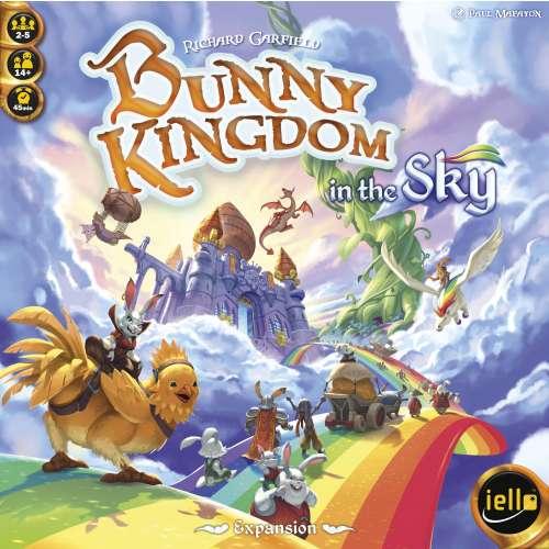 Bunny Kingdom: In the Sky - разширение за настолна игра