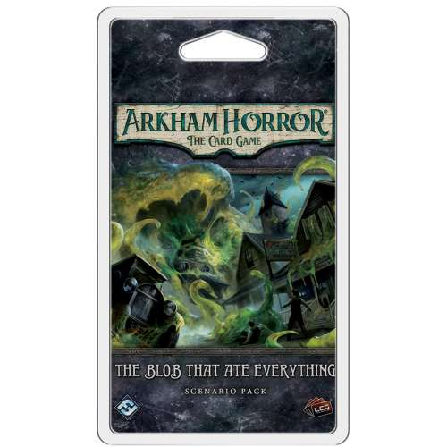 Arkham Horror: The Card Game – The Blob That Ate Everything: Scenario Pack - разширение за настолна игра