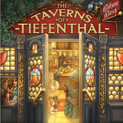 The Taverns of Tiefenthal - настолна игра