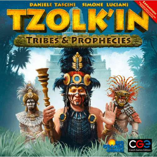 Tzolk'in: The Mayan Calendar – Tribes & Prophecies - разширение за настолна игра