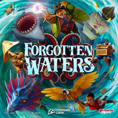 Forgotten Waters (+ Promo Organiser) - настолна игра