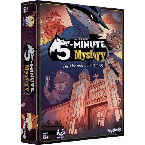 5-Minute Mystery - настолна игра